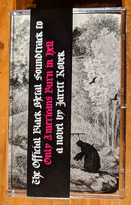 Fairie-Land, Revenge! The Official Black Metal Soundtrack to Only Americans Burn in Hell